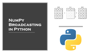 NumPy Broadcasting in Python