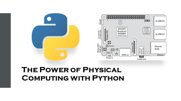 Physical Computing with Python