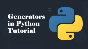 Generators in Python