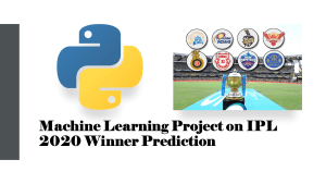Predict IPL Winner with Machine Learning