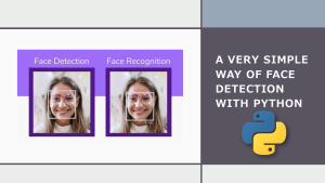 Face Detection with Python