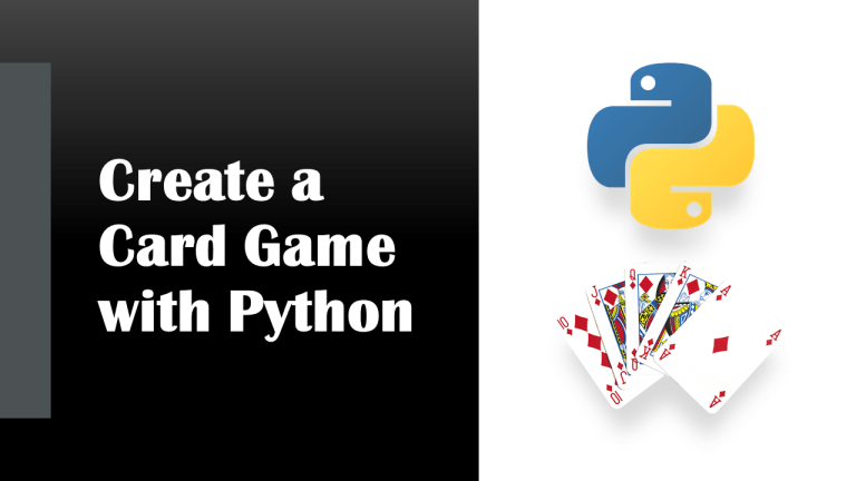 Card Game with Python