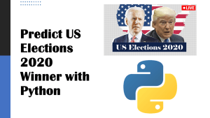 Predict US Elections with Python