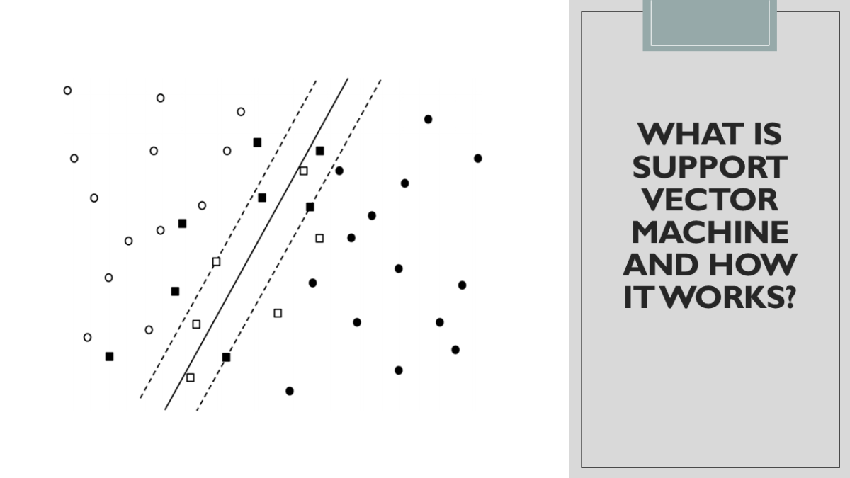 What is the Support Vector Machine (SVM) in Machine Learning?