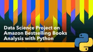 Amazon Bestselling Books Analysis with Python