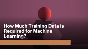 How Much Training Data is Required for Machine Learning?