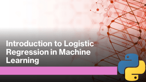 Logistic Regression Algorithm with Python