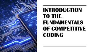 Fundamentals of Competitive Coding