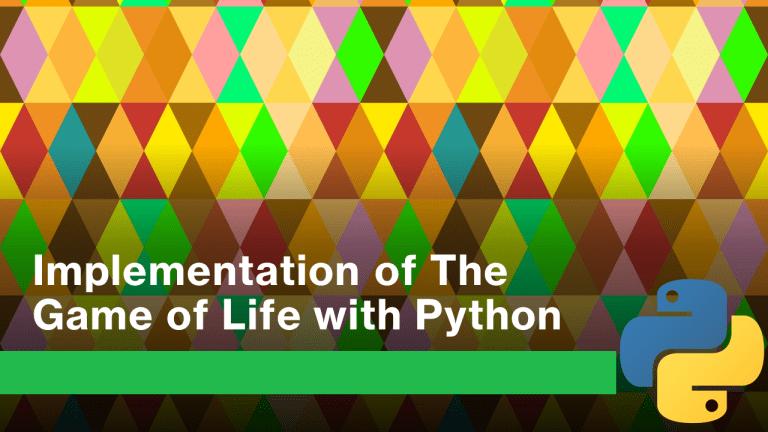 Game of Life with Python