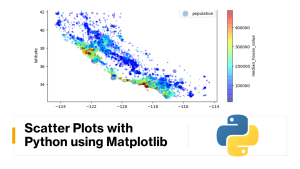 Scatter Plot with Python
