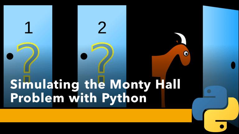 Monty Hall Problem with Python