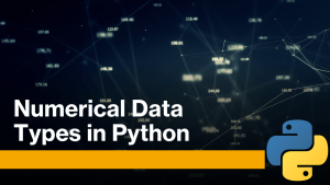Numeric Data Types in Python