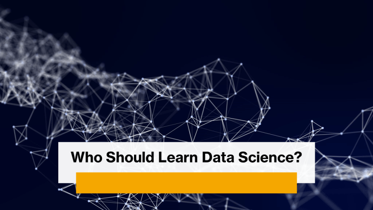 Who Should Learn Data Science?
