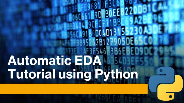 Automatic EDA using Python