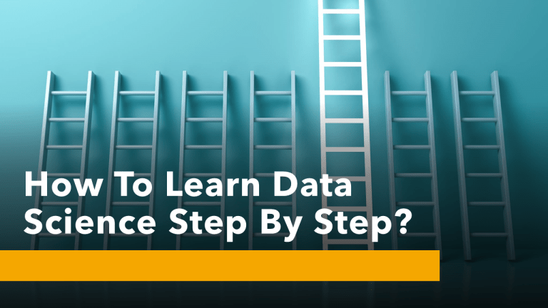Learn Data Science Step By Step