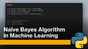 Naive Bayes Algorithm in Machine Learning