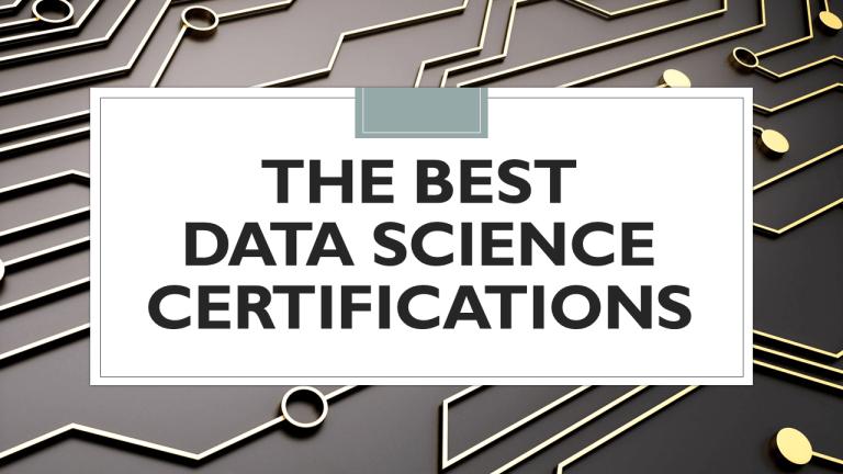 Best Data Science Certifications
