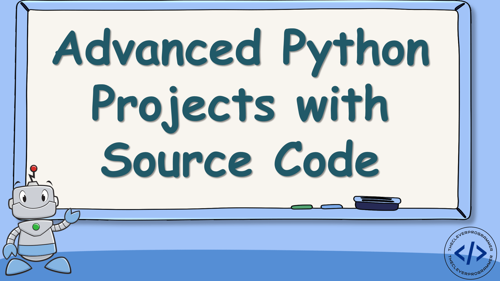 Advanced Python Projects with Source Code