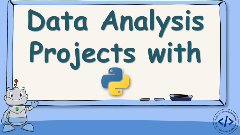Data Analysis Projects with Python