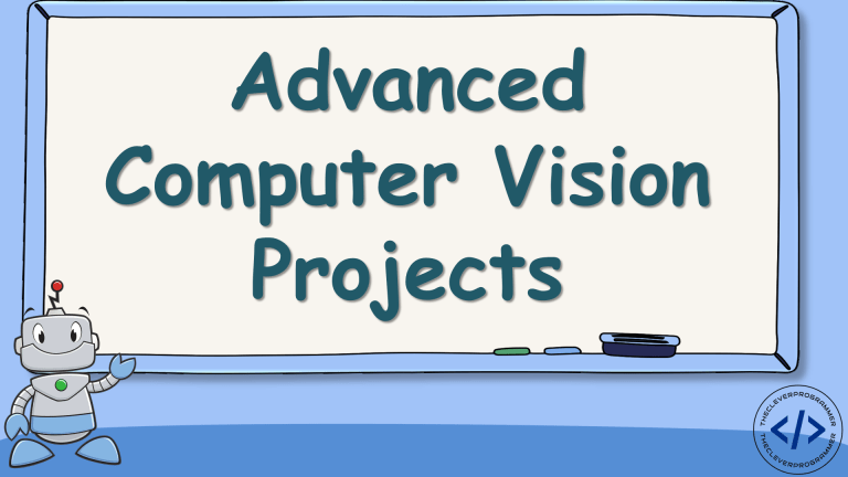 Advanced Computer Vision Projects