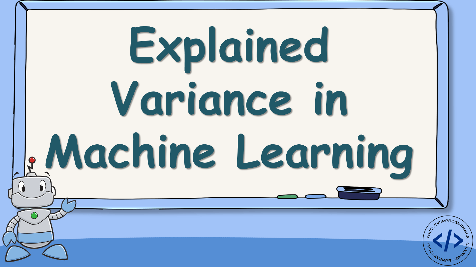 Explained Variance in Machine Learning