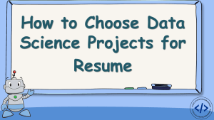 Data Science Projects for Resume
