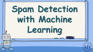 Spam Detection with Machine Learning