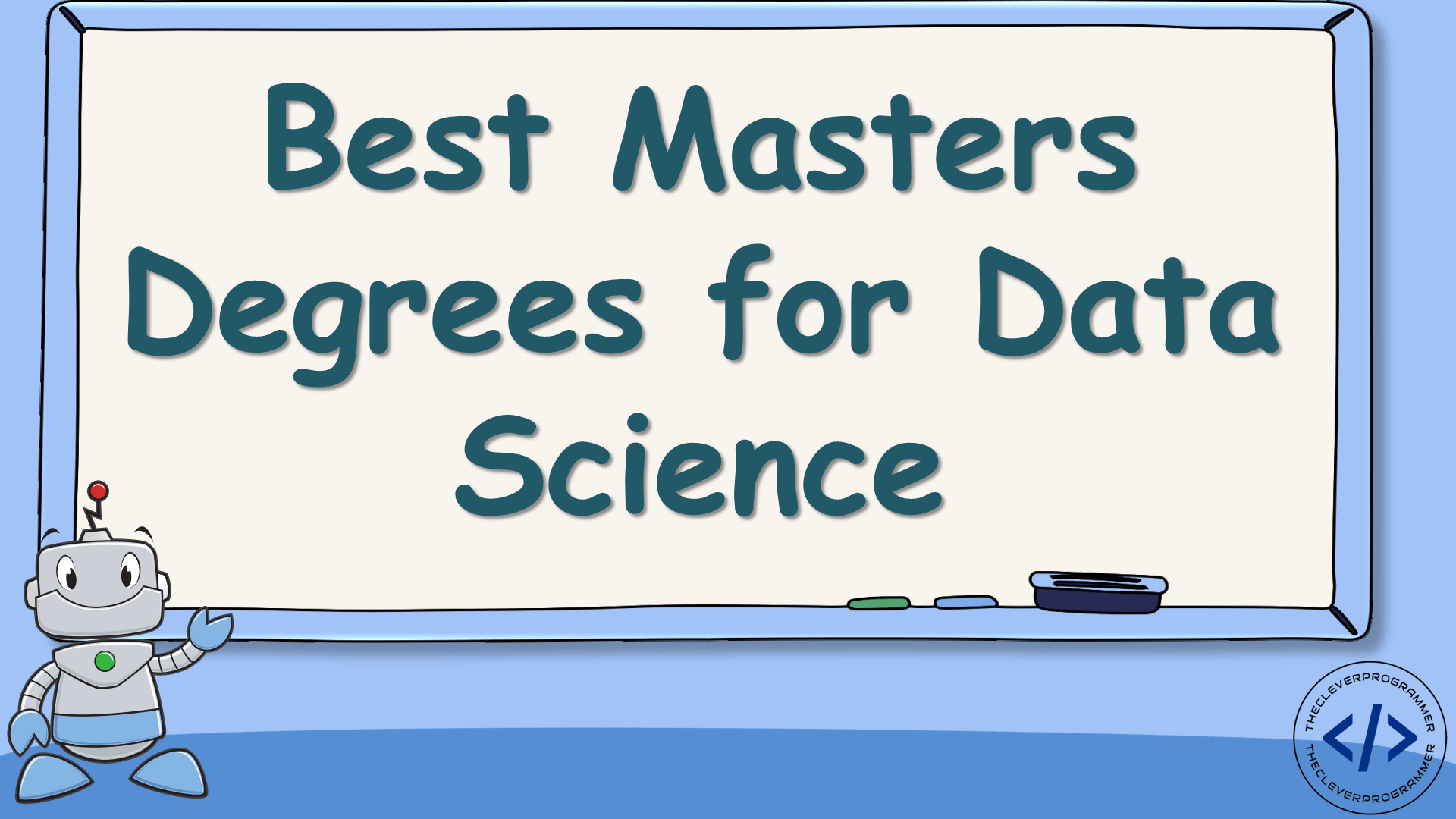 Best Masters Degrees for Data Science