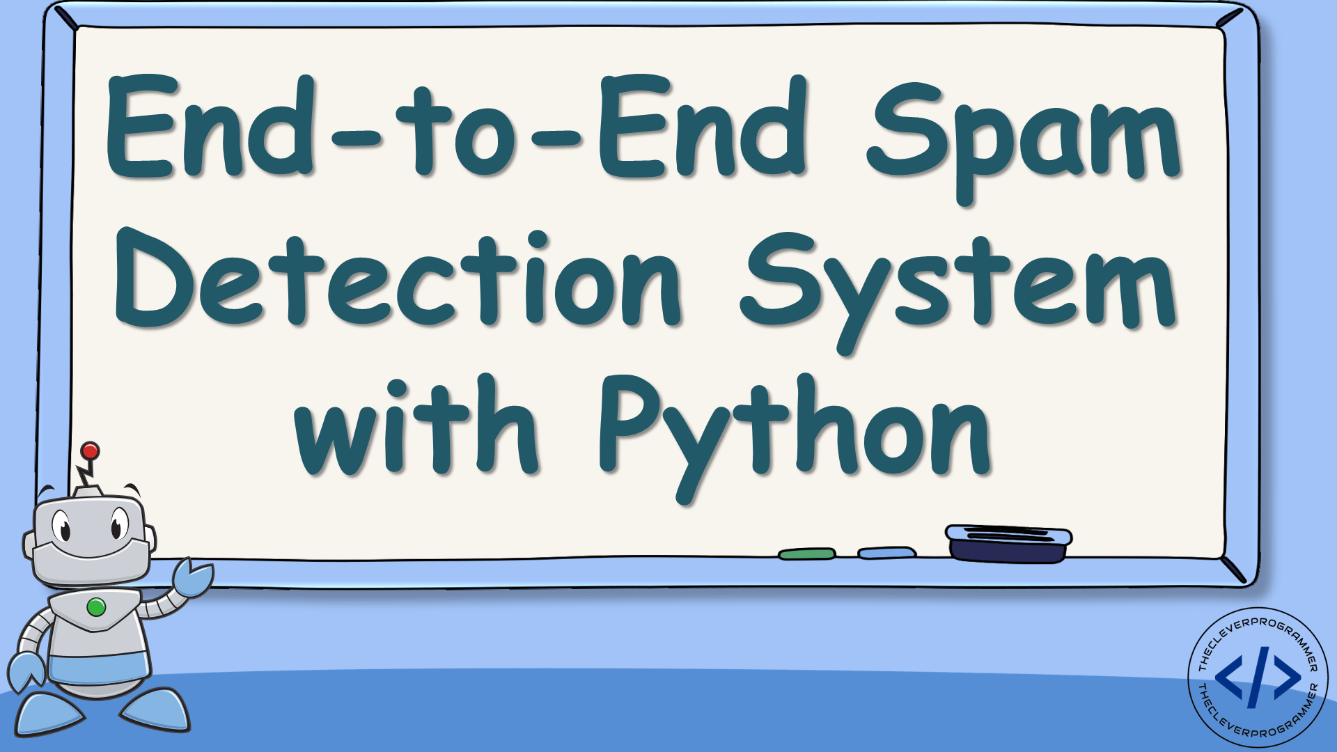 End-to-End Spam Detection with Python