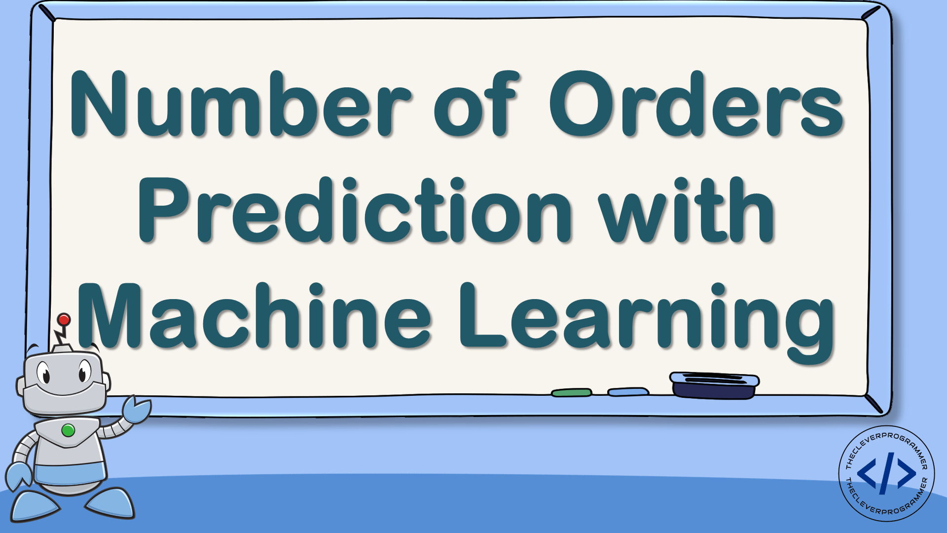 Number of Orders Prediction with Machine Learning