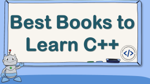 Best Books to Learn C++