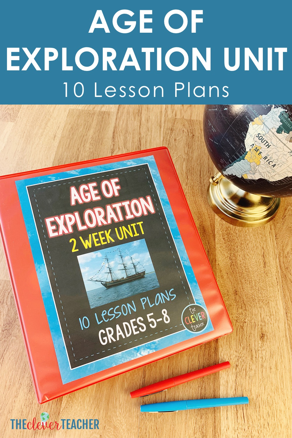 age of exploration lessons