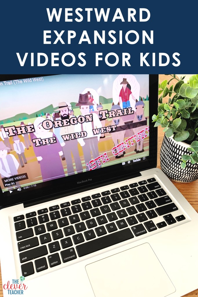 westward expansion videos for kids