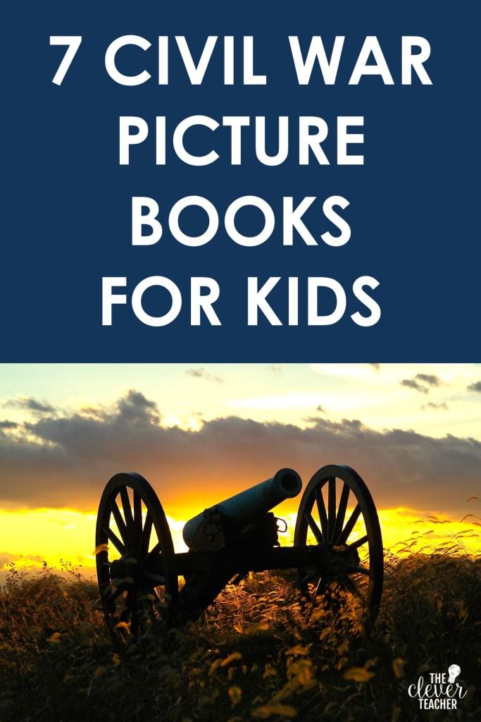civil war picture books for kids