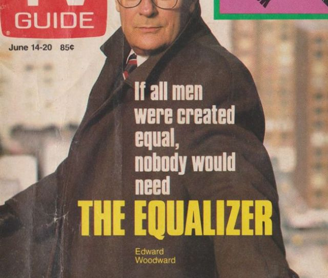 Equalizer Tv Guide Cover X