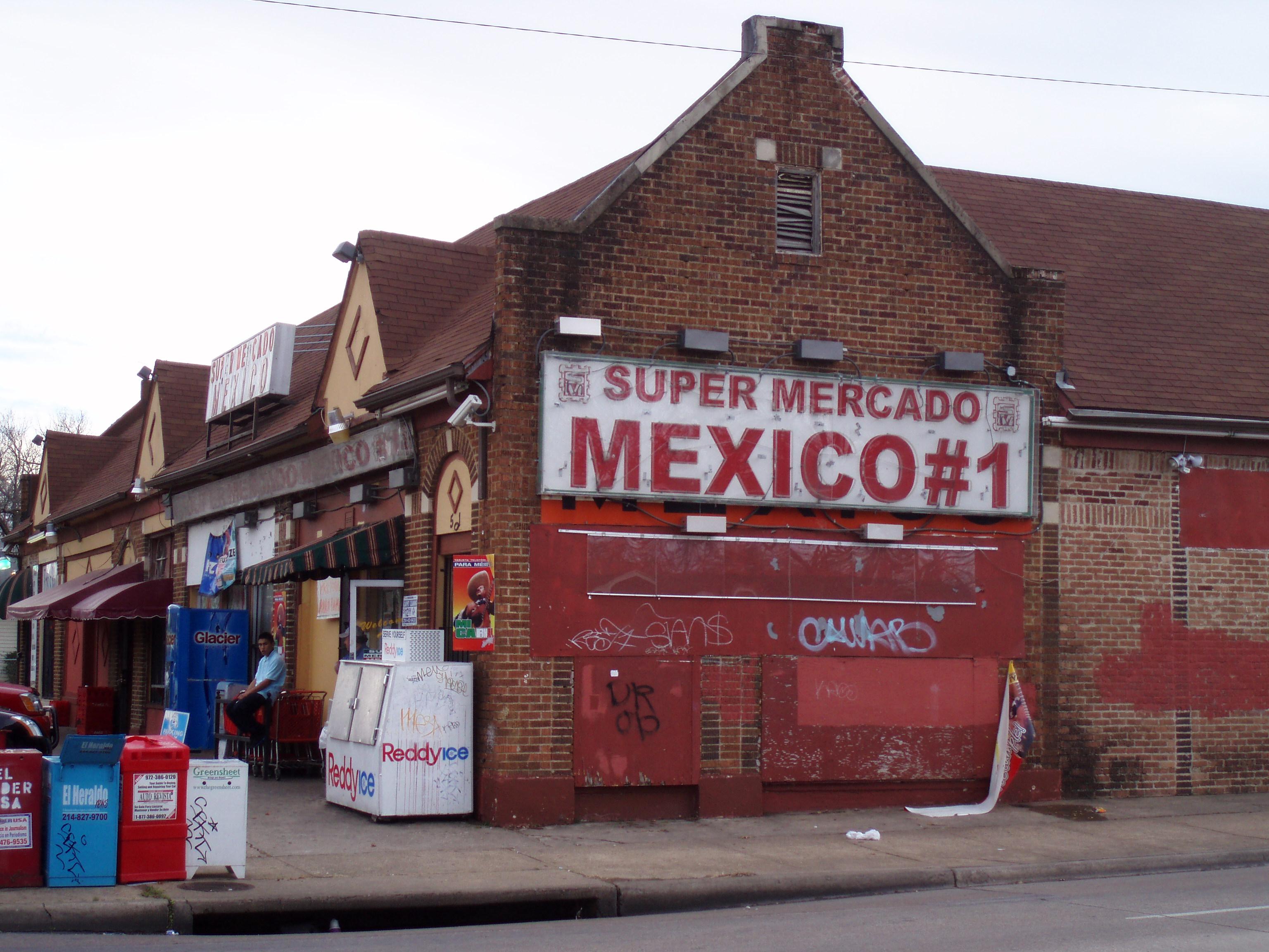 Super Mercado Mexico