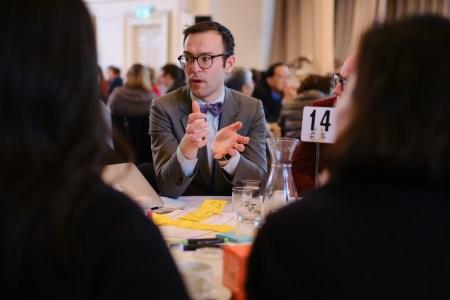 Sam Illingworth at Engage Conference 2018