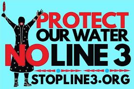 StopLine3 - Protect Our Water graphic
