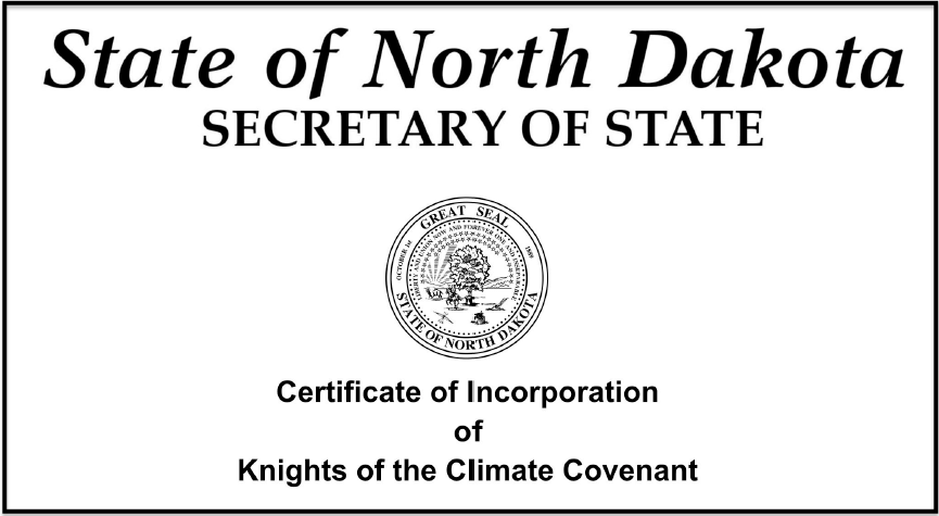 The Knights Are Now a Nonprofit Environmental Organization