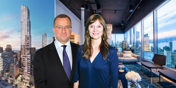 Man and Lady Standing Straight with a City background - How Custom Virtual Tours Can Save Your Real Estate Business in 2020