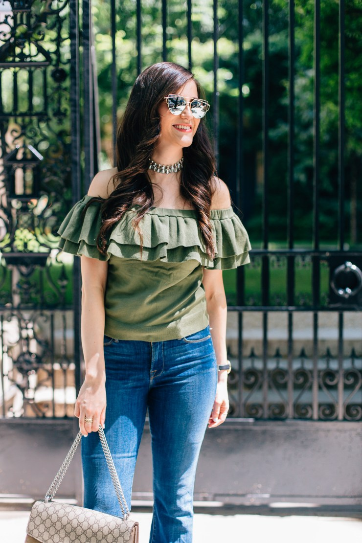 off-the-shoulder-ruffle-top