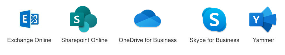 Microsoft Office 365 Online Applications