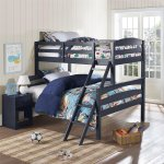 Bunk Beds With Removable Ladder