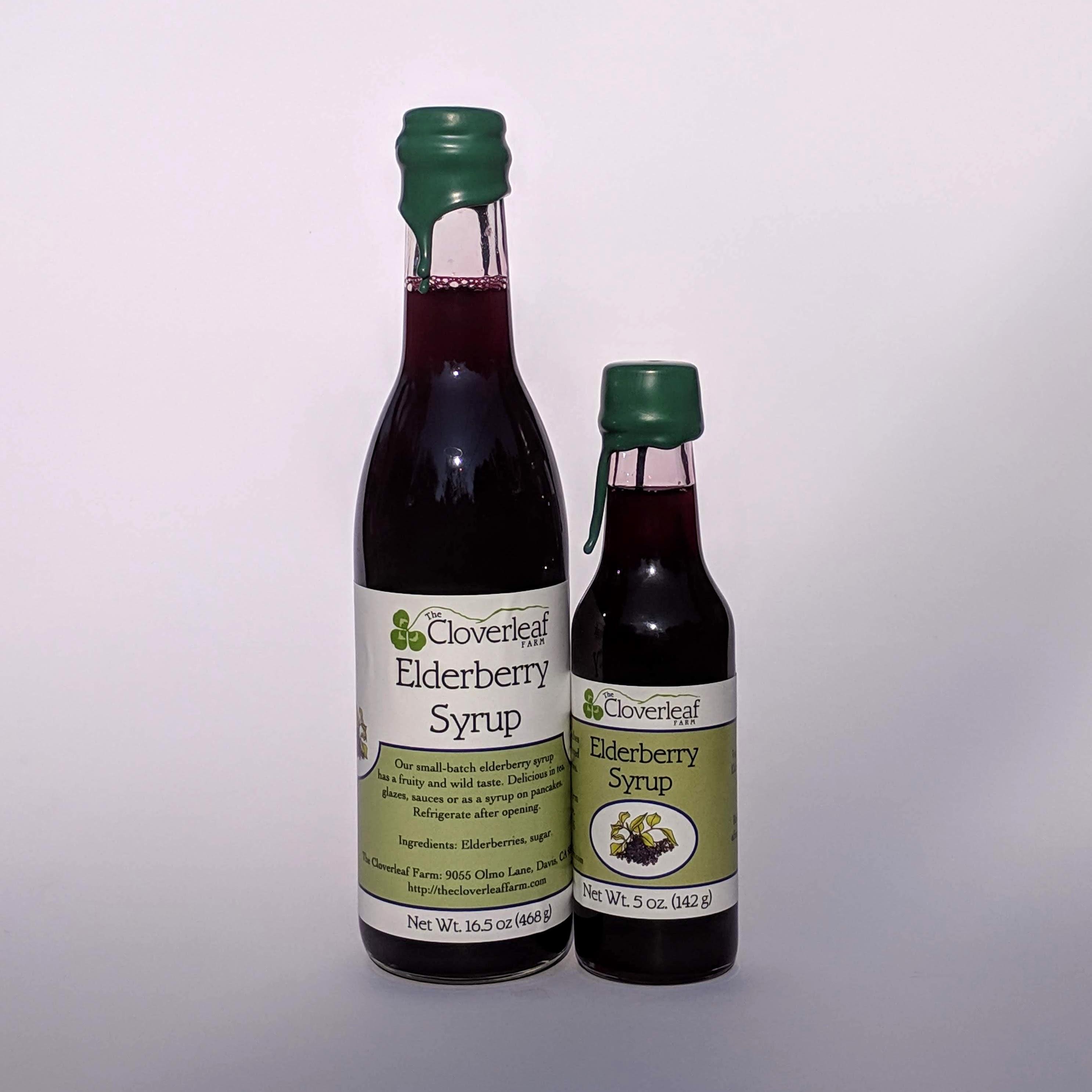 elderberry syrup