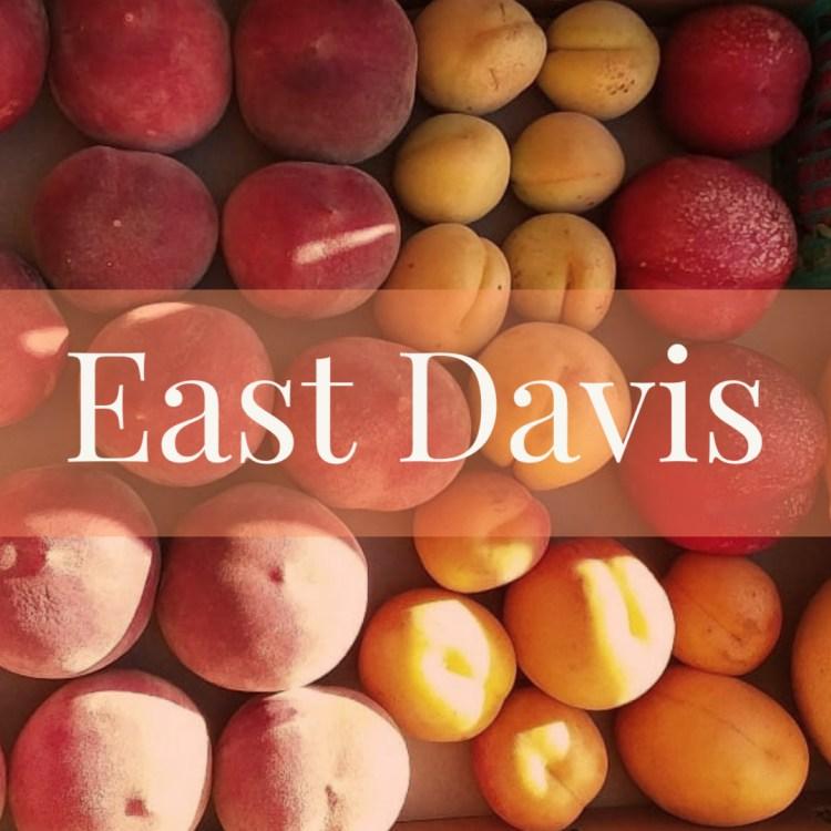 pick up in East Davis
