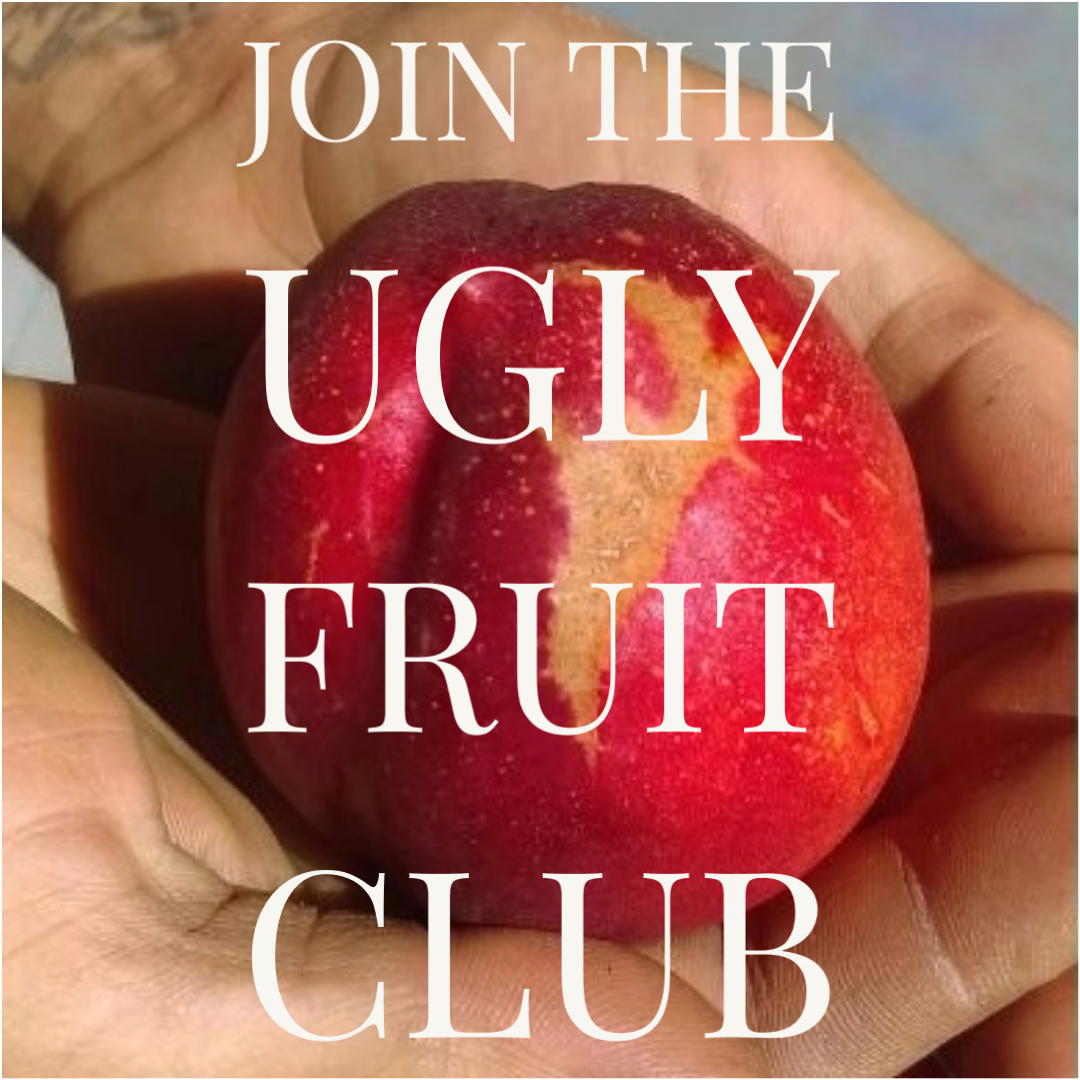join the ugly fruit club