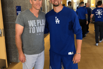 chase Utley reunited