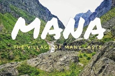 Mana-Village