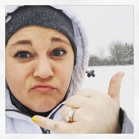 Yay snow