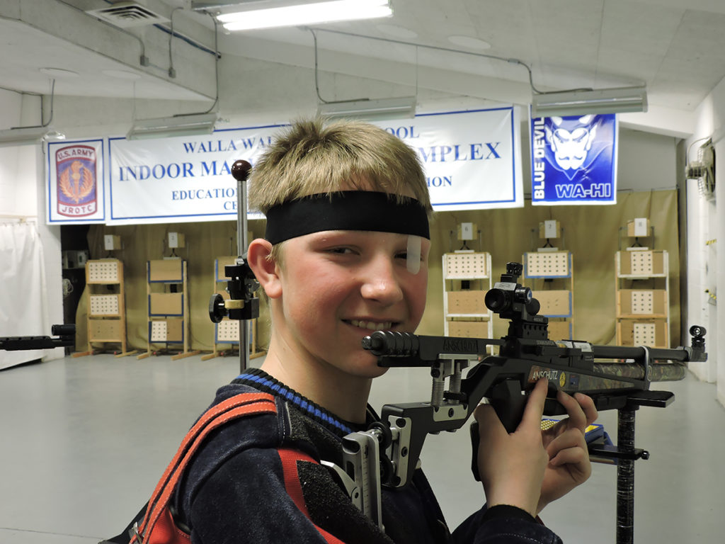 Cmp Club News Walla Walla High School Jrotc Rifle Team